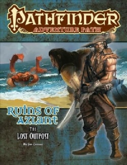 Ruins of Azlant: The Lost Outpost (Paperback)
