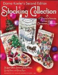 Donna Kooler's Stocking Collection (Paperback)