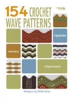154 Crochet Wave Patterns (Paperback)