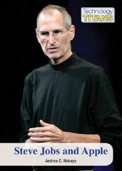 Steve Jobs and Apple (Hardcover)