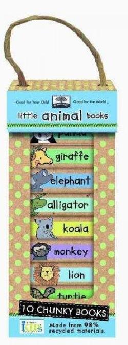 Little Animal Books (Board book)