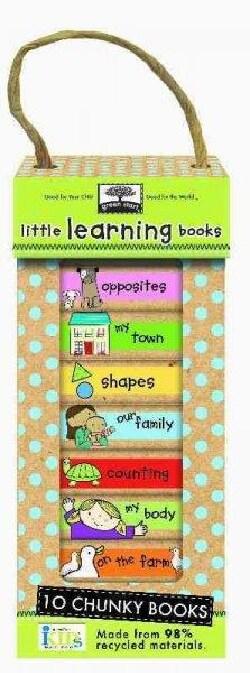 Little Learning Books (Board book)