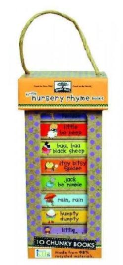 Little Nursery Rhymes (Board book)