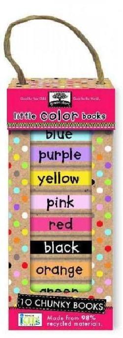 Little Color Books (Board book)