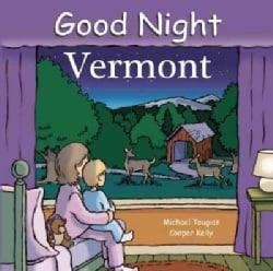 Good Night Vermont (Board book)