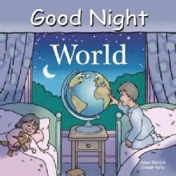 Good Night World (Board book)
