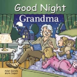 Good Night, Grandma (Board book)