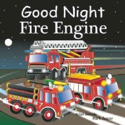 Good Night Fire Engines (Board book)
