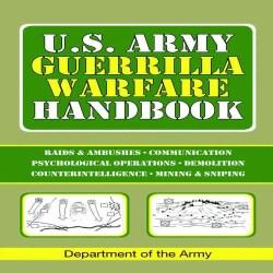 U.s. Army Guerrilla Warfare Handbook (Paperback)