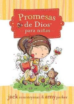Promesas de Dios para Ninas / God's Promises for Girls (Paperback)