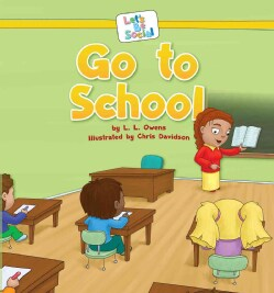 Go to School (Hardcover)