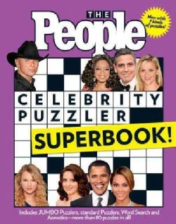 The People Celebrity Puzzler Superbook! (Paperback)