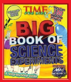 Big Book of Science Experiments (Hardcover)