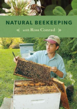 Natural Beekeeping With Ross Conrad (DVD video)