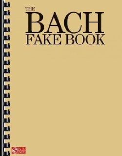 The Bach Fake Book (Paperback)