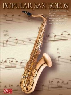 Popular Sax Solos (Paperback)