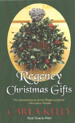 Regency Christmas Gifts: Three Stories (Paperback)