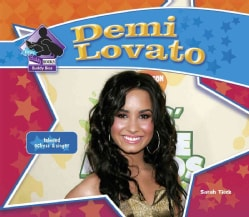 Demi Lovato: Talented Actress & Singer: Talented Actress and Singer (Hardcover)