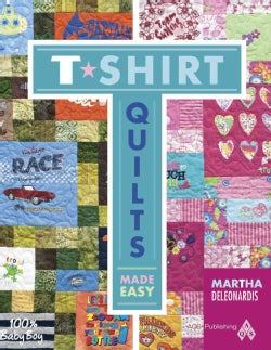 T-Shirt Quilts Made Easy (Paperback)
