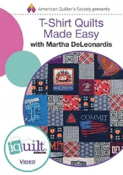 T-Shirt Quilts Made Easy (DVD video)