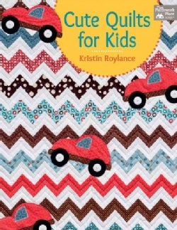 Cute Quilts for Kids (Paperback)
