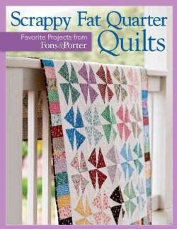 Scrappy Fat Quarter Quilts (Paperback)