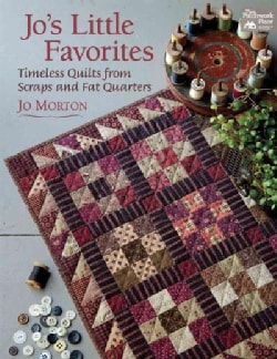 Jo's Little Favorites: Timeless Quilts from Scraps and Fat Quarters (Paperback)