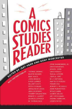 A Comics Studies Reader (Paperback)