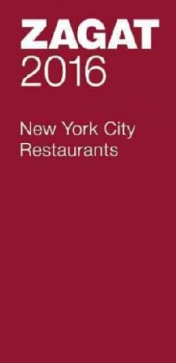 New York City Restaurants 2016