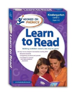 Hooked on Phonics Learn to Read Kindergarten: Kindergarten, Level 2