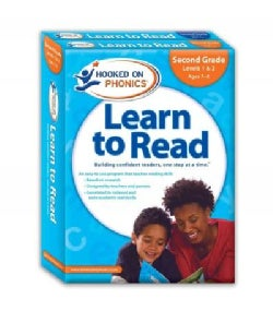 Hooked on Phonics Learn to Read 2nd Grade Complete: Levels 1 & 2 (Paperback)