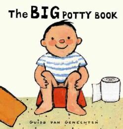 The Big Potty Book (Board book)