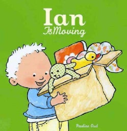 Ian Is Moving (Hardcover)