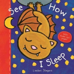 See How I Sleep (Board book)