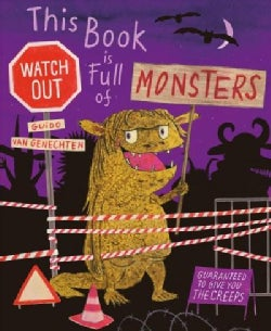 This Book Is Full of Monsters (Hardcover)