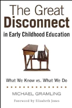 The Great Disconnect in Early Childhood Education: What We Know vs. What We Do (Paperback)