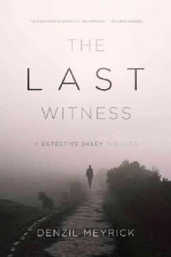 The Last Witness (Hardcover)