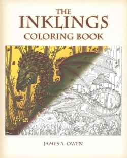 The Inklings Coloring Book (Paperback)