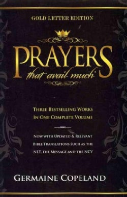 Prayers That Avail Much: Gold Letter Edition (Paperback)