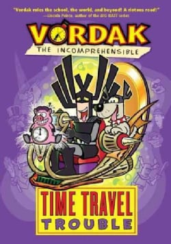 Time Travel Trouble (Hardcover)