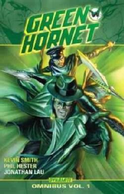 Green Hornet Omnibus 1 (Paperback)