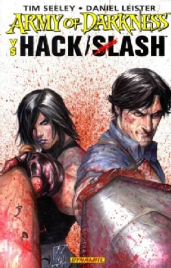 Army of Darkness Vs. Hack / Slash (Paperback)