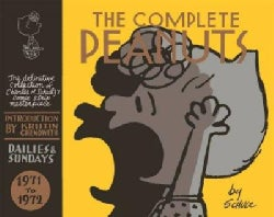 The Complete Peanuts: 1971 to 1972 (Hardcover)