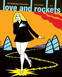 Love and Rockets 2: New Stories (Paperback)