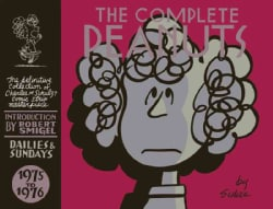 The Complete Peanuts 1975-1976 (Hardcover)