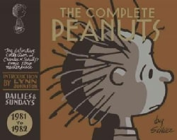 The Complete Peanuts 1981-1982 (Hardcover)