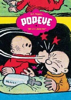 Popeye: Me Li'l Swee'Pea (Hardcover)