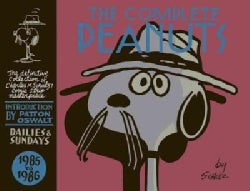 The Complete Peanuts 1985 to 1986 (Hardcover)