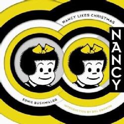 Nancy Likes Christmas: Dailies 1946-1948 (Paperback)