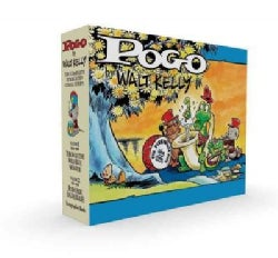 Pogo: The Complete Syndicated Comic Strips (Hardcover)